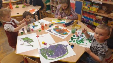 Dzień otwarty w oddziałach przedszkolnych