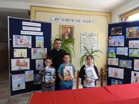 IV Międzyszkolny Konkurs o Św. Bracie Albercie